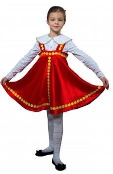 Плясовой костюм Полюшко
