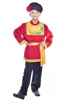 Костюм танцевальный в народном стиле для мальчика
