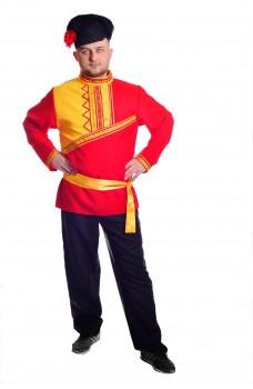 Костюм Барина в красной рубахе