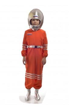 Костюм космонавта оранжевый